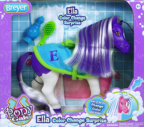 Breyer Ella Color Changing Surprise