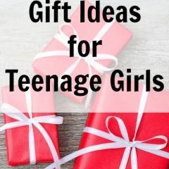 Cool Gift Ideas for Teenage Girls EverydaySavvy