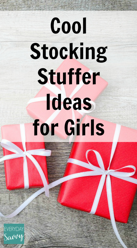 Cool Stocking Stuffer Ideas for Girls