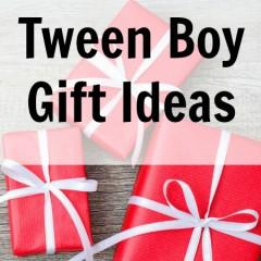 Cool Tween Boy Gift ideas