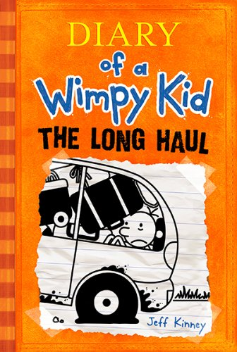 Diary of a Wimpy Kids The Long Haul