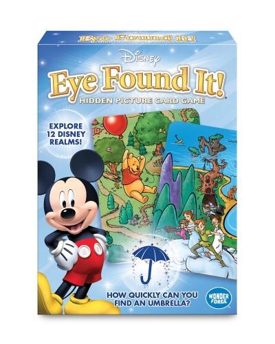 Disney Eye Found It Card Game
