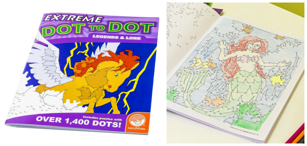 Extreme Dot to Dot Gift Ideas for Girls