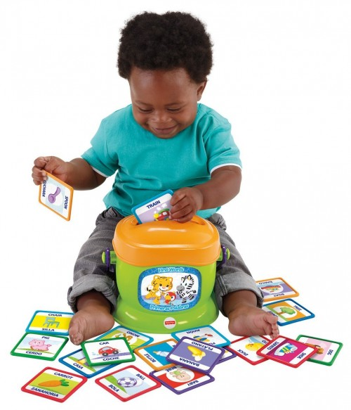 Fisher Price First Words Flash Cards