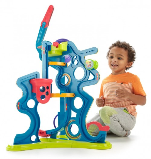 Fisher Price Spinnyos Giant Yo-ller Coaster