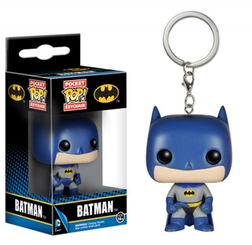Funko Pop Keychain DC Batman