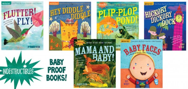 Indestructibles Baby Proof Books