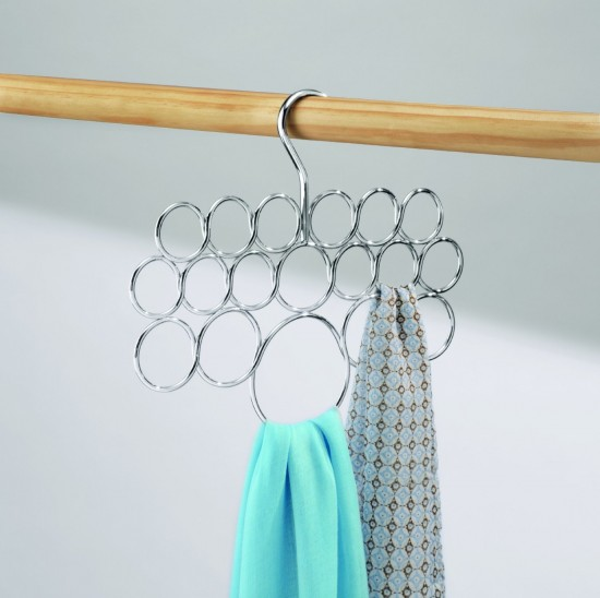 Interdesign Axis 18 Loop Scarf Holder