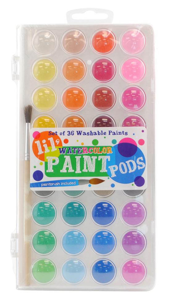 International Arrivals Lil Paint Pods