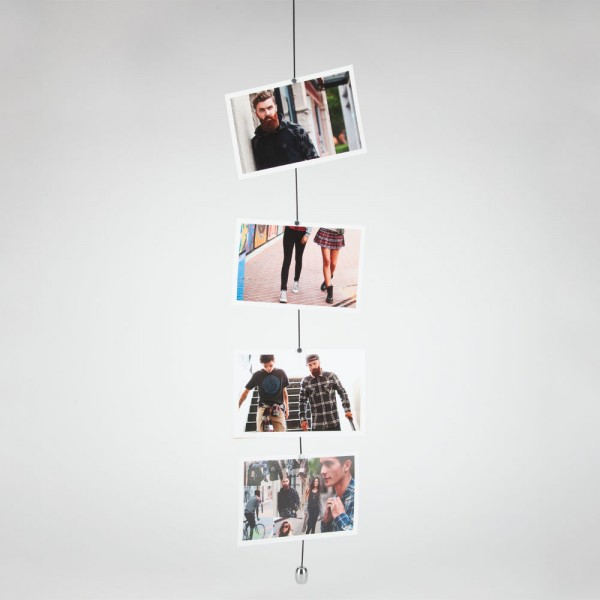 Kikkerland Cable Photo Holder gift idea for Teenage Girls