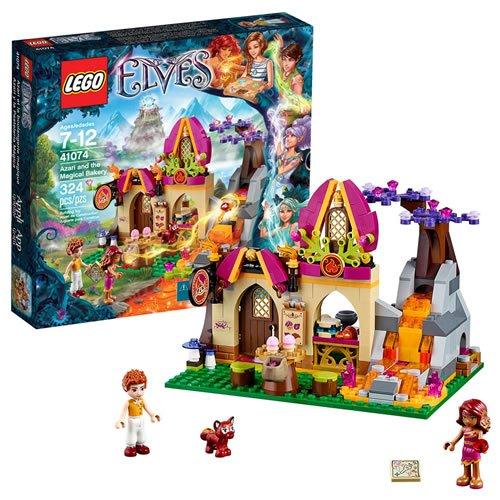 LEGO Elves Azari and The Magical Bakery