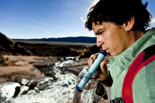Lifestraw Personal Water Filter Stocking Stuffer Idea for Men