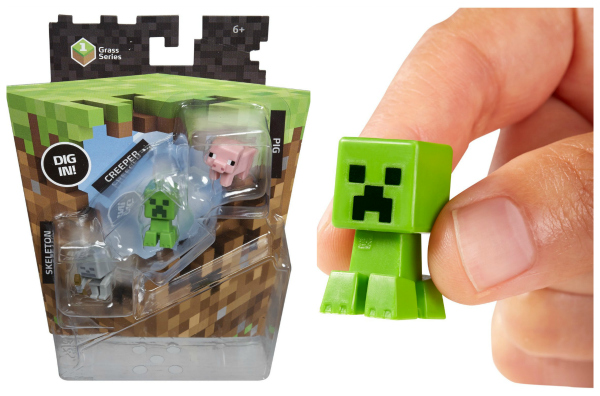 Minecraft Figures Stocking Stuffers for Boys
