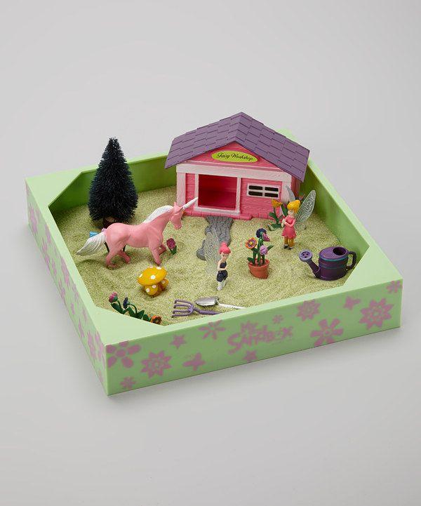 My Little Sandbox Fairy Garden
