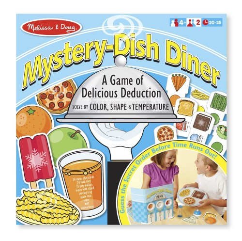 Mystery Diner Dash Game Gift Idea for Girls 3 4 5 6