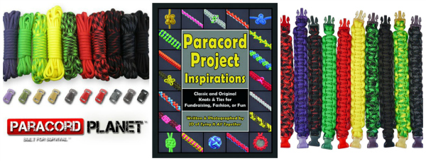 Paracord Craft Kit Gift Idea for Tween Boys