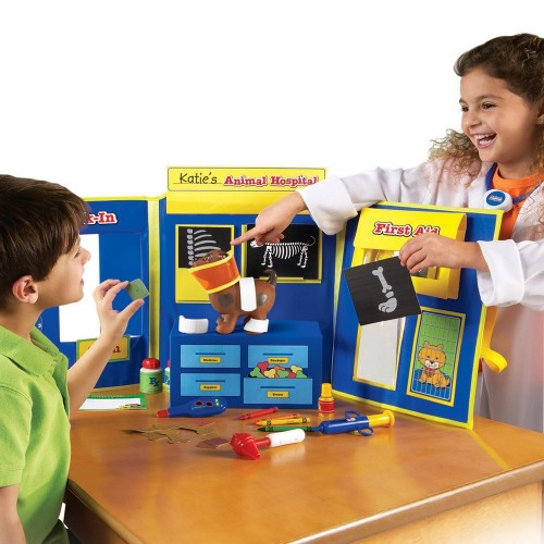 Pretend and Play Animal Hospital Gift Idea for Girls 3 4 5 6