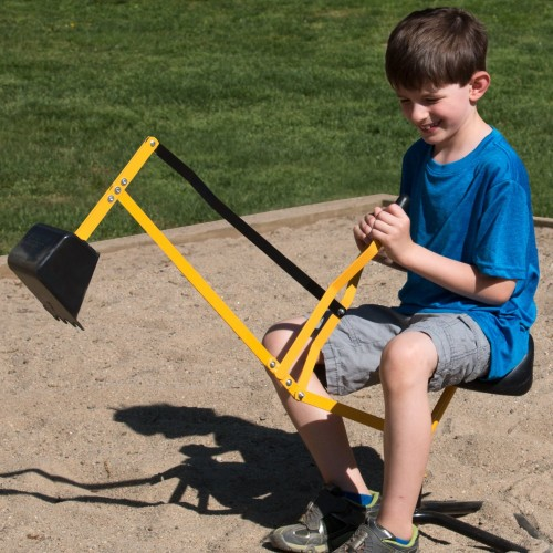 Ride On Crane Gift Idea for Kids