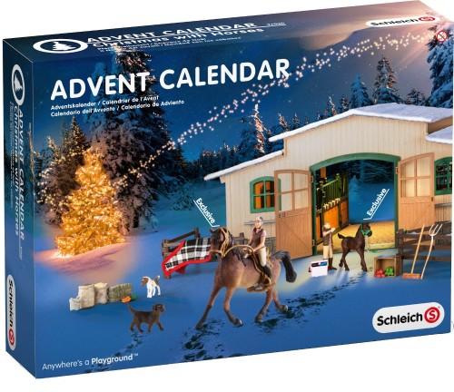 Schleich Horse Stable Advent Calendar