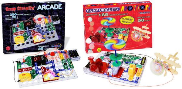 Snap Circuits Gift Idea for Tween boys