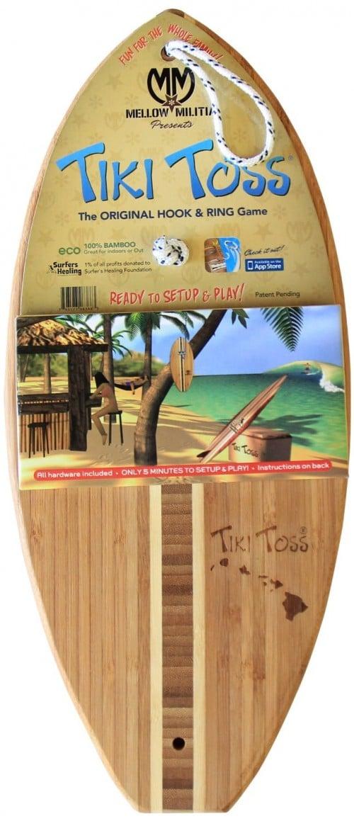 Tiki Toss Game gift idea for teen boys
