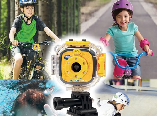 Vtech Kidizoom Action Camera Gift Idea for Boys