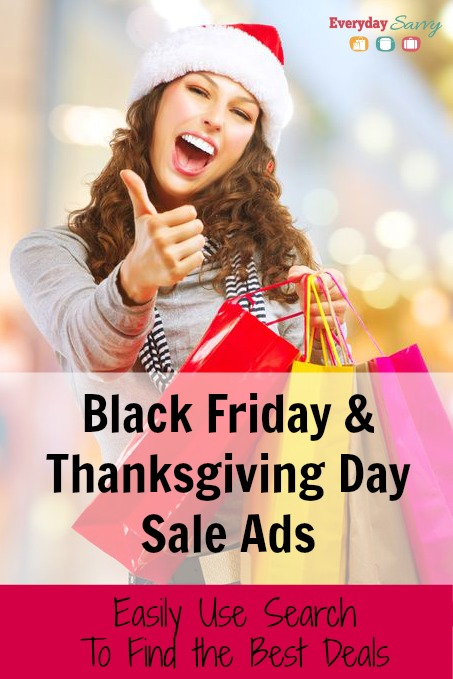 black friday ad and search