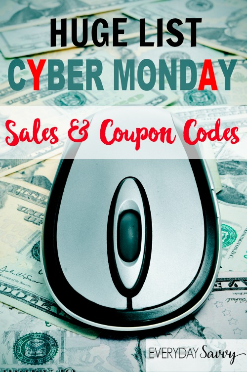 Best bargains everyday savvy cyber monday codes fandeluxe Images