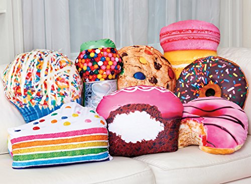 iScream Pillows Gift Idea for Girls 6 7 8