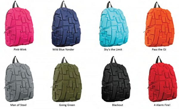 MadPax Block Backpack