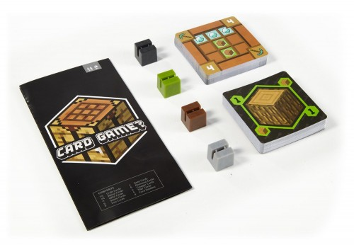 Minecraft Card Game Gift Idea