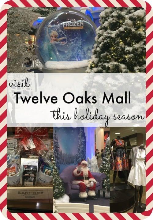 visit twelve oaks mall