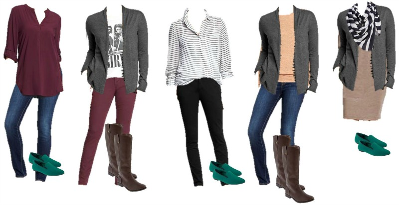 1.1 Old Navy Mix & Match Women's Board