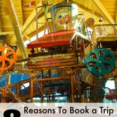 book trip to castaway bay
