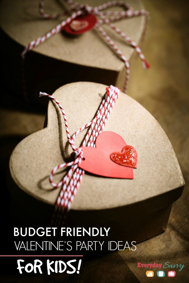 5 Easy and Frugal Tips to Host a Fantastic Valentine's Day Party for Kids.  Includes links to some great printables.