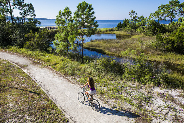 gulf county florida bike trails