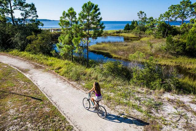 gulf county florida bike trails