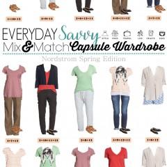 4.12 Capsule Wardrobe - Nordstrom Spring Edition VERTICAL