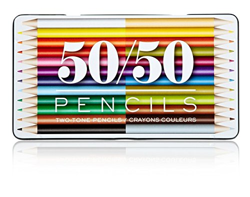 50 50 Colored Pencils