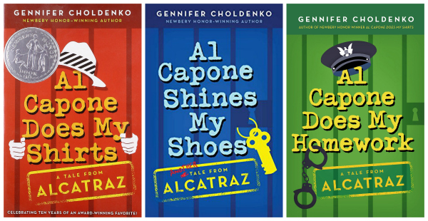 Al Capone Books Easter Basket Ideas for Tween Boys