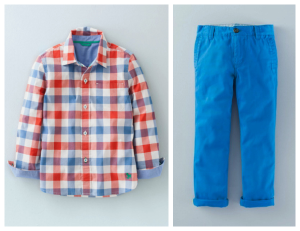 Cool Easter Clothes for Boys from Mini Boden