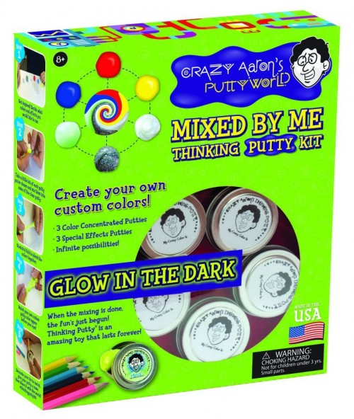 Crazy Aaron's Thinking Putty Kit