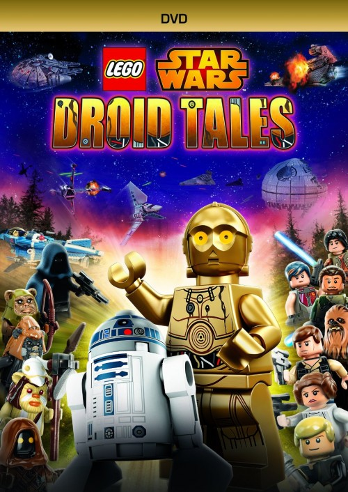 Lego Star Wars Droid Tales