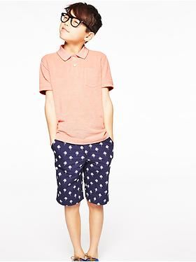 Old Navy Tropical Easter Look for Boys