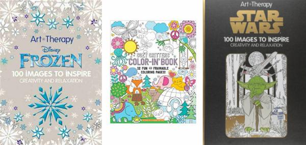 Older Kids Coloring Books Easter Basket Idea for Kids