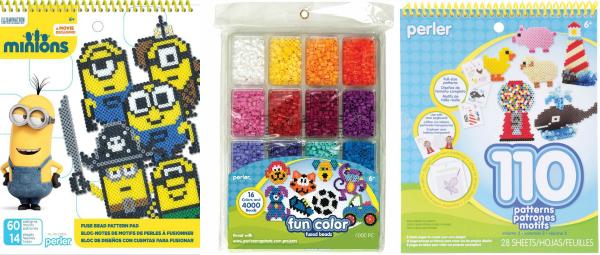 Perler Beads Easter Basket Idea
