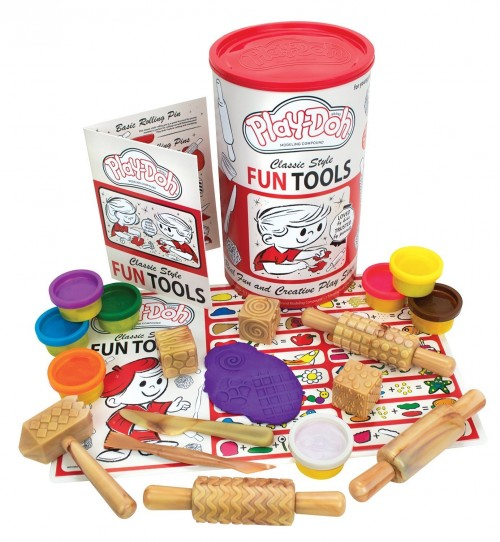 Playdoh Fun Tools