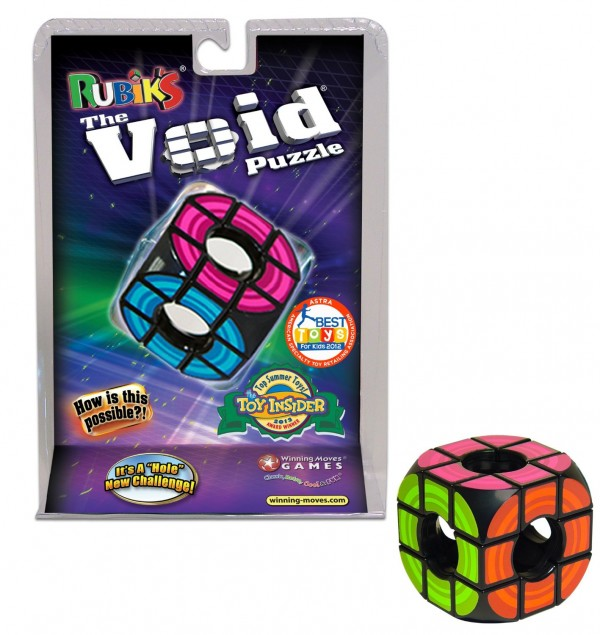 Rubiks Void Puzzle - Check out these cool Easter Basket ideas for tween boys. Lots of different no candy ideas at lots of price points.