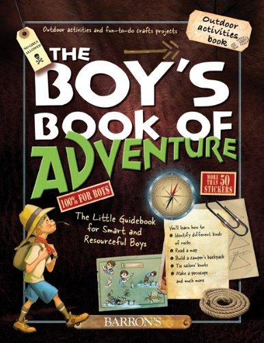 The Boys Book of Adventure