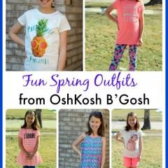 spring outfits from osh kosh bgosh